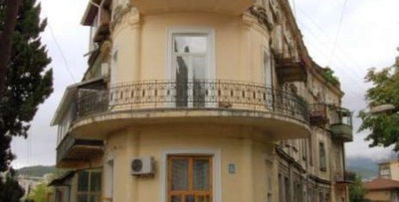 Старые здания Крыма. Ялта.