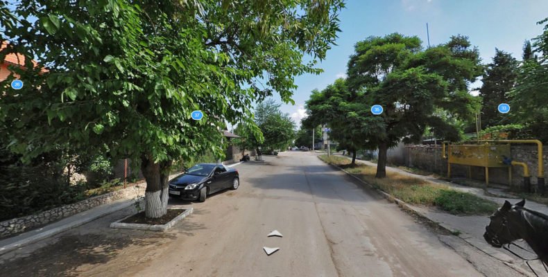 Севастополец отсудил за невидимый дорожный знак 580 тысяч рублей