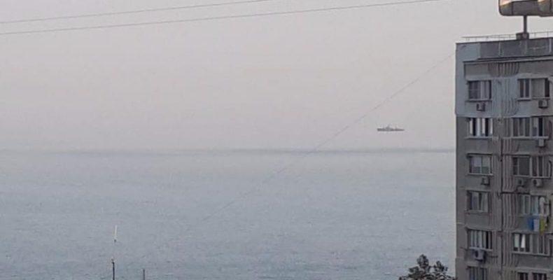 В Крыму наблюдали редкое явление