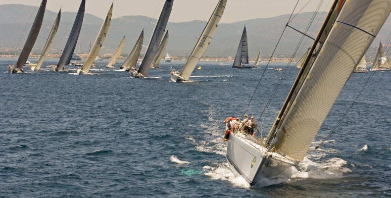 Всероссийская парусная регата — Международный водно-парусный фестиваль «Кубок Черного моря 2018»
