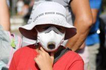 Власти Крыма введут режим ЧС в Армянске в связи с химическим выбросом