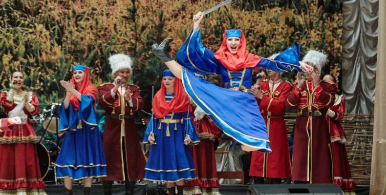 Крымский фестиваль казачьей культуры «Возрождение» пройдет в Ялте