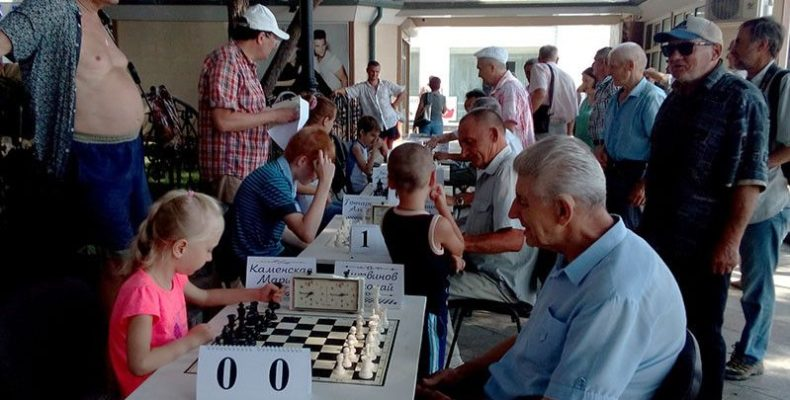Ялта примет I Всероссийский детский шахматный фестиваль