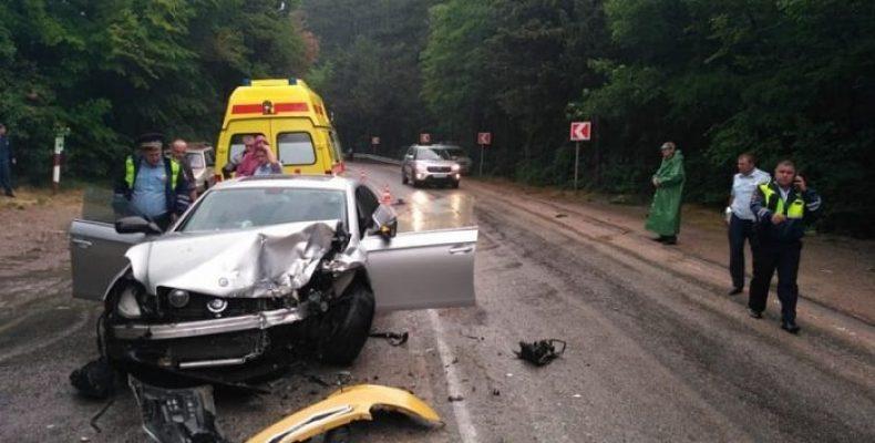 Виновника смертельного ДТП на трассе «Ялта – Севастополь» признали виновным