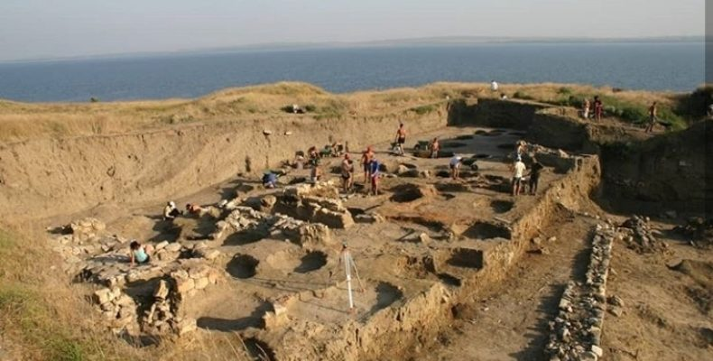 Археологи установили причину гибели Фанагории в Х веке