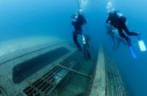 У берегов Крыма нашли вековой затонувший корабль