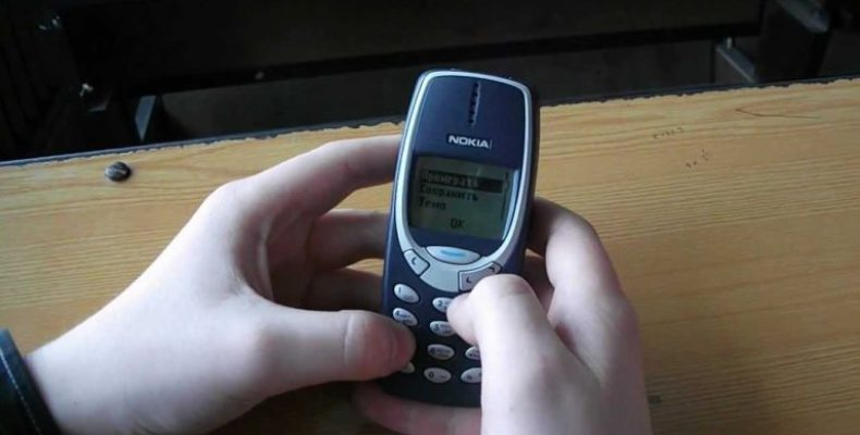 Остался я без смартфона и неделю ходил со старой Nokia 3310.