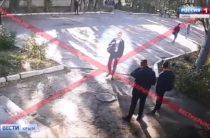 Сотрудников телеканала накажут за публикацию видео керченской бойни
