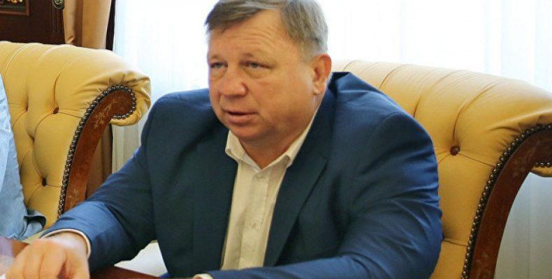 Глава администрации Симферополя отправлен в отставку