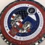 На памятной американской монете в честь встречи Путина и Трампа сделали три опечатки на русском языке