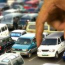Ялта: охранник парковки повредил автомобиль