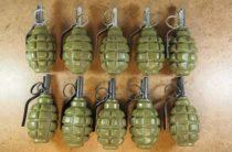 В УВД Балашихи пронесли гранаты дважды за неделю. Никто ничего не заметил.