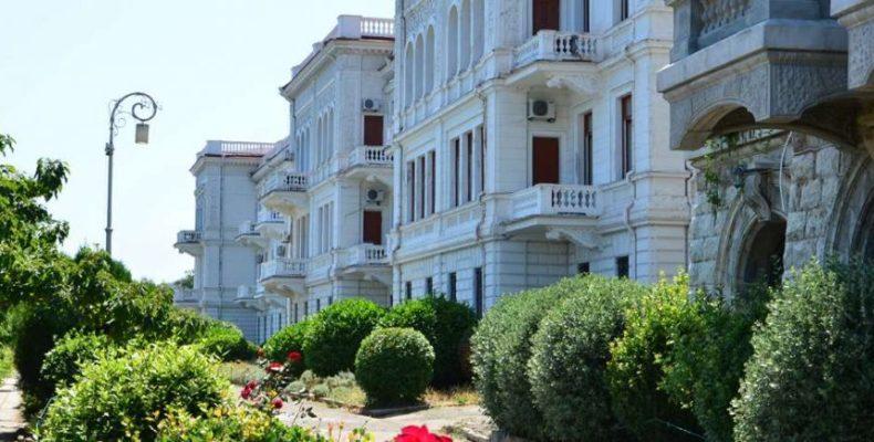Компания с Каймановых островов стала одним из конечных бенефициаров покупки санатория «Ливадия»
