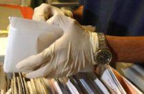 Крымские чиновники получили конверты с неизвестным порошком