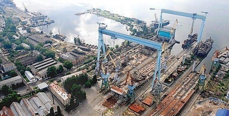 Под покровом военного положения продан за гроши Николаевский судостроительный завод