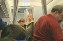 Александр Розенбаум в самолете спас пассажира