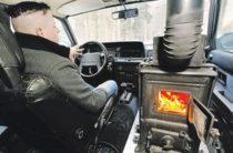 Способы не замерзнуть в заглохшей машине на зимней дороге