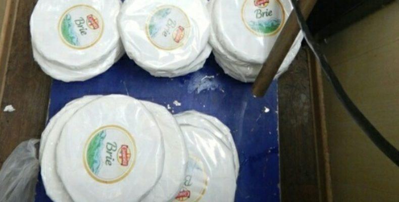 Должностные лица Крымской таможни изъяли 114 килограммов сыров