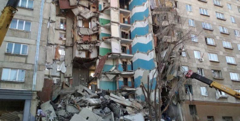 Парень спас 8 человек из дома в Магнитогорске до приезда МЧС (видео)