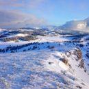 Крым: закрыта дорога через гору Ай-Петри