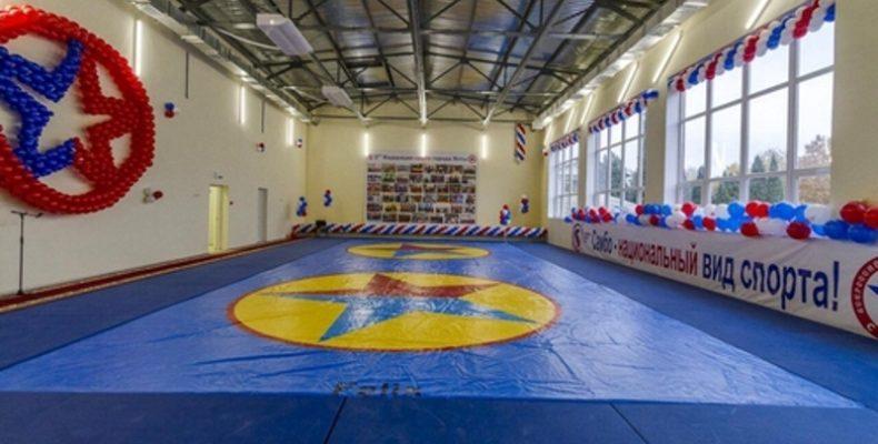 В Ялте постановлением городских властей создана новая Спортивная школа борьбы им. И. С. Павленко