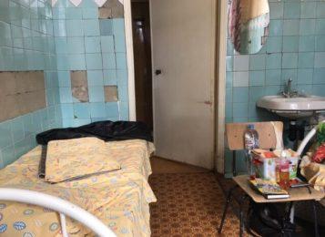 Разбитый кафель и ободранные обои: симферопольцы шокированы состоянием отделения сосудистой хирургии в больнице Семашко