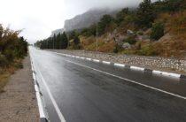 На трассе Севастополь — Ялта ограничат скорость движения