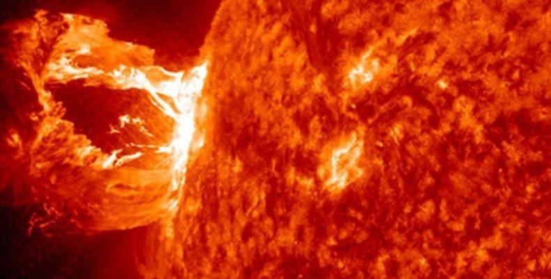 NASA предупреждает о мощнейшей геомагнитной буре