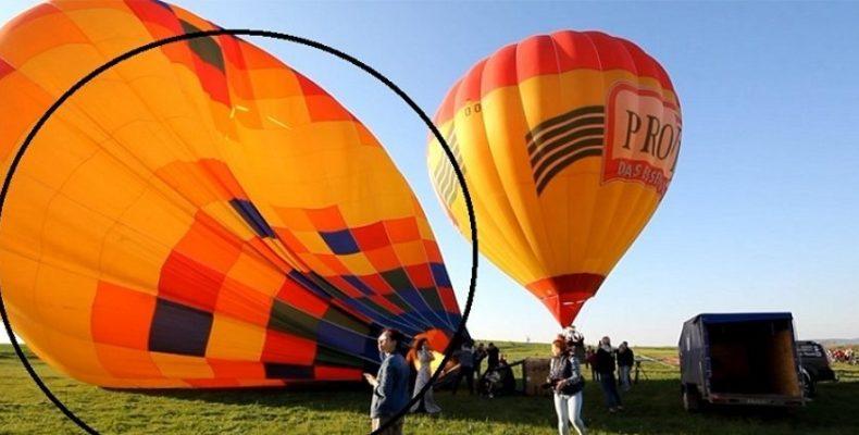 В Крыму стали известны подробности ЧП с воздушным шаром и девочкой