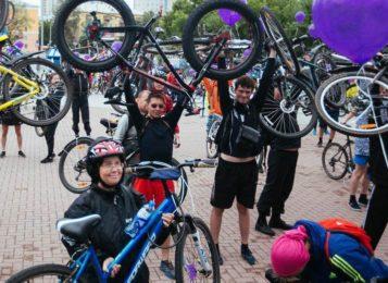 Велопарад остановит машины: в воскресенье перекроют центр