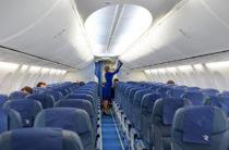 Пассажир, из-за поведения которого в Домодедово вернули рейс, умер после приезда медиков