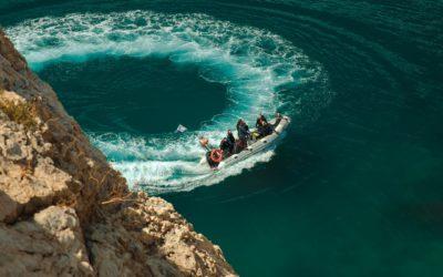 Прогулки на моторной лодке | Гурзуф — Ласточкино гнездо