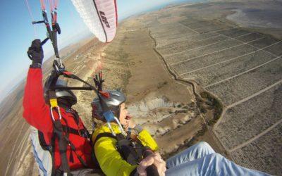 Полет на параплане | Клементьева | Коктебель