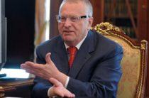 Жириновский рассказал, как долго Зеленский останется президентом