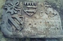 Средневековую каменную плиту из крымской Кафы нашли в Самарской области