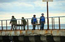 С затонувшего у Феодосии корабля «Жан Жорес» эвакуировали 6,5 тысяч бомб