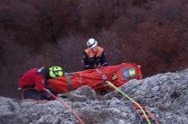 Ялта: девушка упала с высоты 13-этажного здания и осталась жива
