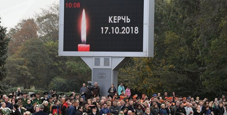 Число жертв трагедии в керченском колледже продолжает расти