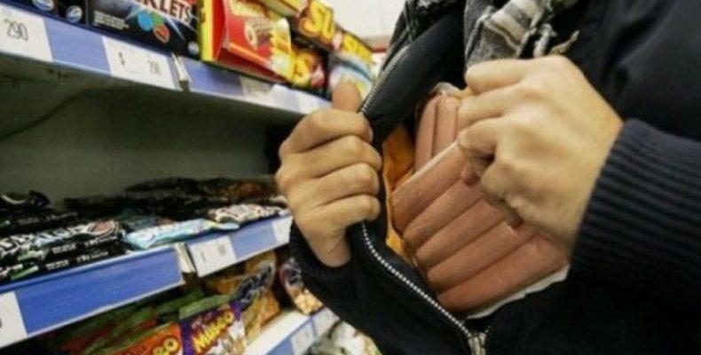 Ялта: гражданин подозревается в ряде краж из магазинов