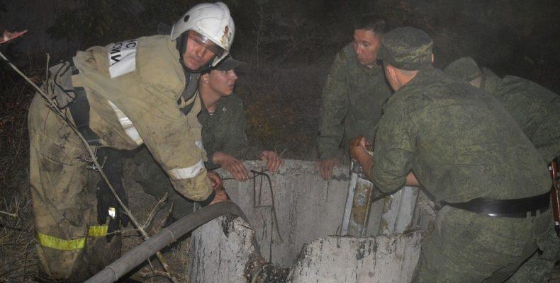 Севастополь: парня столкнули в цистерну с мазутом и подожгли