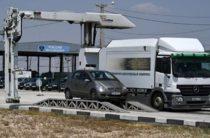 Крымские таможенники ограничат пропуск машин на границе с Украиной