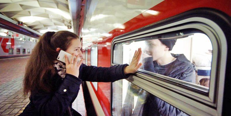 Крым: начинается продажа билетов на поезда