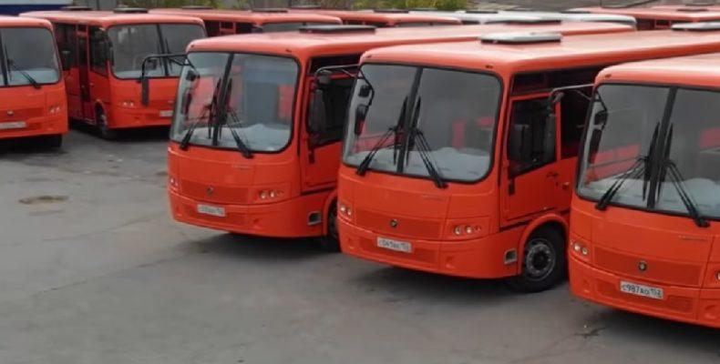 Ялта: пилотный проект с привлечением автобусов  завершен
