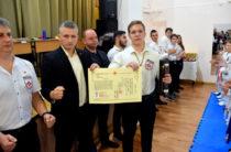 1-е командное место Кубка Крыма по каратэ и черный пояс из Японии — у спортсменов Ялты