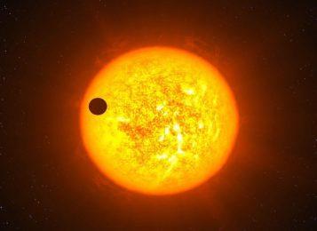 Проходящий по диску Солнца Меркурий будет лучше всего видно в Калининграде и Крыму