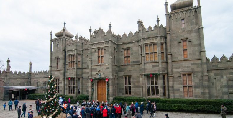 Волшебство Воронцовского дворца свершится 20 декабря