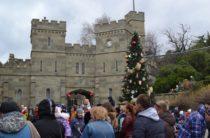 Воронцовский дворец: 27 декабря — открытие городской ёлки