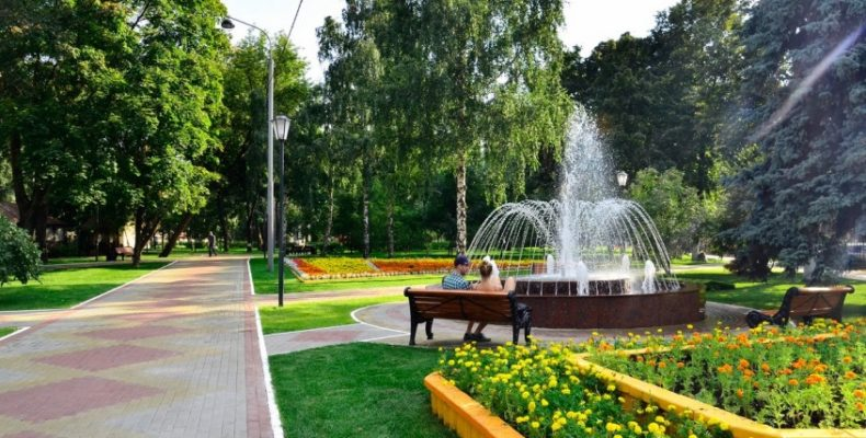 Ялта: 8 парков и скверов будут благоустроены 2020-2022
