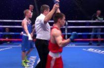 Боксер из Крыма выбил у чемпиона Европы первенство России (видео)