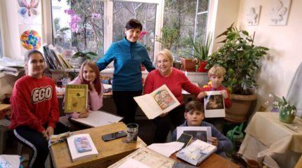Культурно-просветительское мероприятие «Пушкин и Крым» представила сотрудник Воронцовского дворца